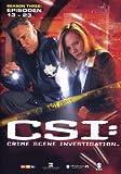 CSI: Crime Scene Investigation - Season 3.2 (Amaray) [3 DVDs]
