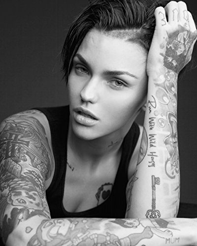 Ruby Rose   Orange Is The New Black 8 X 10   8X10 Glossy Photo Picture