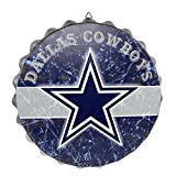 FOCO Dallas Cowboys NFL Metal Distressed
