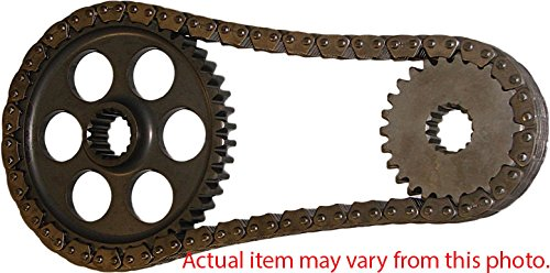 Team Heavy Duty Chain and Sprocket Kit - 20T - 49T - Hyvo Chain 520904 (Hyvo Sprocket Team)