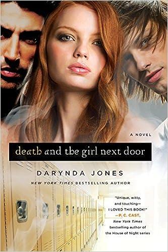 Death and the Girl Next Door (Darklight) by Darynda Jones (2012-10-02)