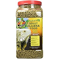 Zoo Med Natural Iguana Food Formula, 5-Pound, Adult