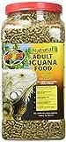 Zoo Med Natural Iguana Food Formula, 5-Pound, Adult