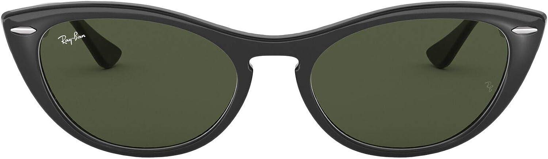 Ray-Ban Women's Rb4314n Nina Cat Eye Sunglasses