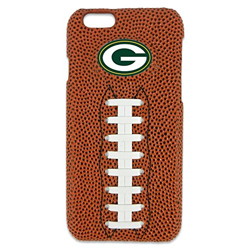 NFL Green Bay Packers Classic Football iPhone 6 Case, (Ball Apple Iphone)