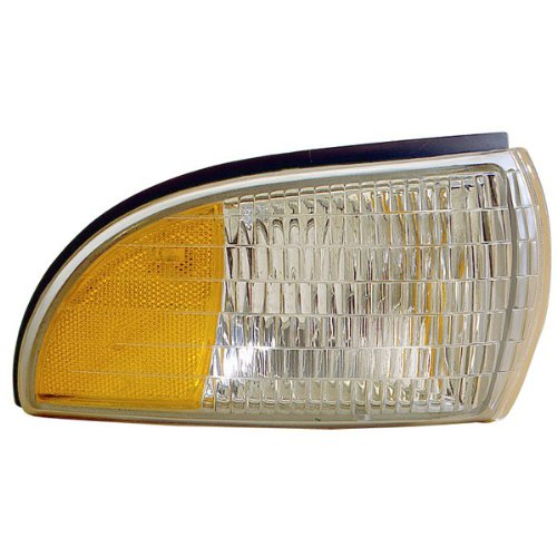1991-1996 Chevrolet/Chevy Caprice & Buick Roadmaster Station Wagon, 1994-1996 Impala Corner Park Light Turn Signal Marker Lamp (Dual Bulb Type) Right Passenger Side (1991 91 1992 92 1993 93 1994 (Chevy Caprice Station Wagon)