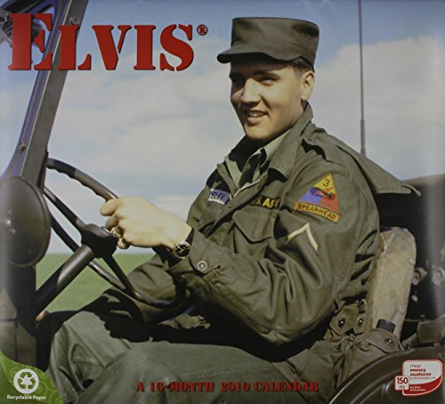 Elvis [In the Service] 2010 - Elvis Calendar 2010