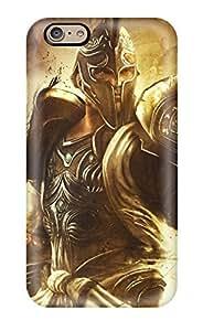 9157473K41072705 Iphone 6 Case Bumper Tpu Skin Cover For God Of War Trojan Accessories