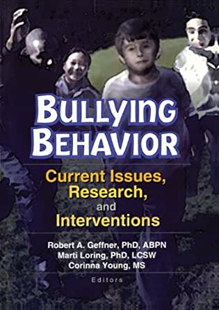 current issues on bullying essay The recurring problem of bullying is growing each and every day being bullied  can lead to lifelong, negative psychological effect, social coping problems, and.