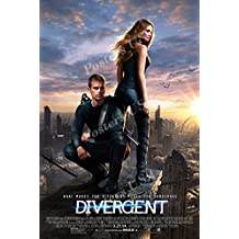 """Posters USA Divergent Movie Poster GLOSSY FINISH - MOV269 (24"""" x 36"""" (61cm x 91.5cm))"""