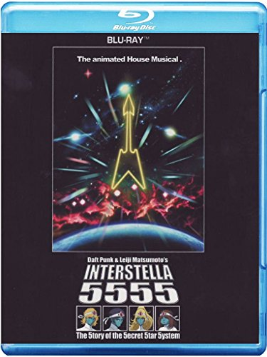 - Interstella 5555 [Blu-ray] (1080i compatible player required)