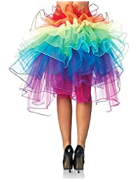Imixshop Women's 3 Layers Ballet Dress-Up Fairy Tutu Skirt