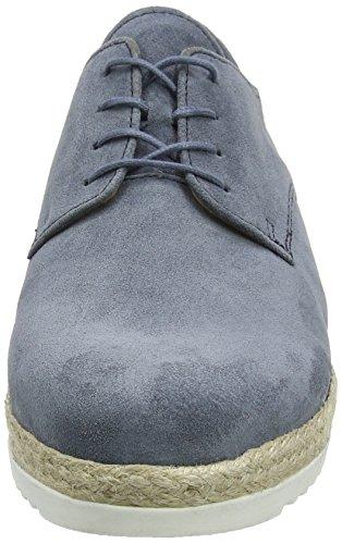 jeans Stringate Shoes Gabor Scarpe Donna 16 Blu 411 64 S4qxq06