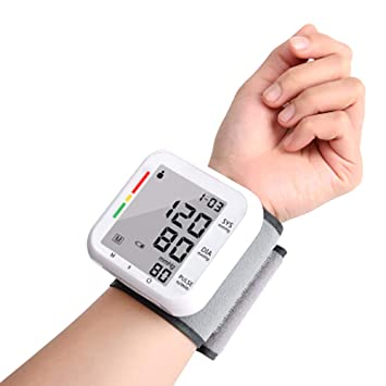 Tensiometro de Muñeca Digital con Detección del Pulso Arrítmico