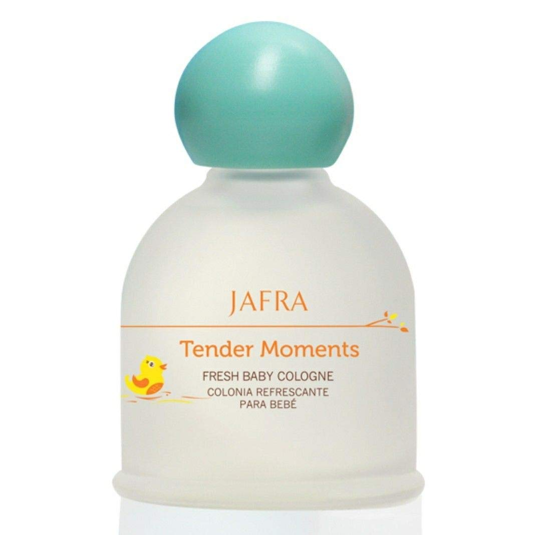 Jafra Tender Moments Baby Cologne 3.3 oz.