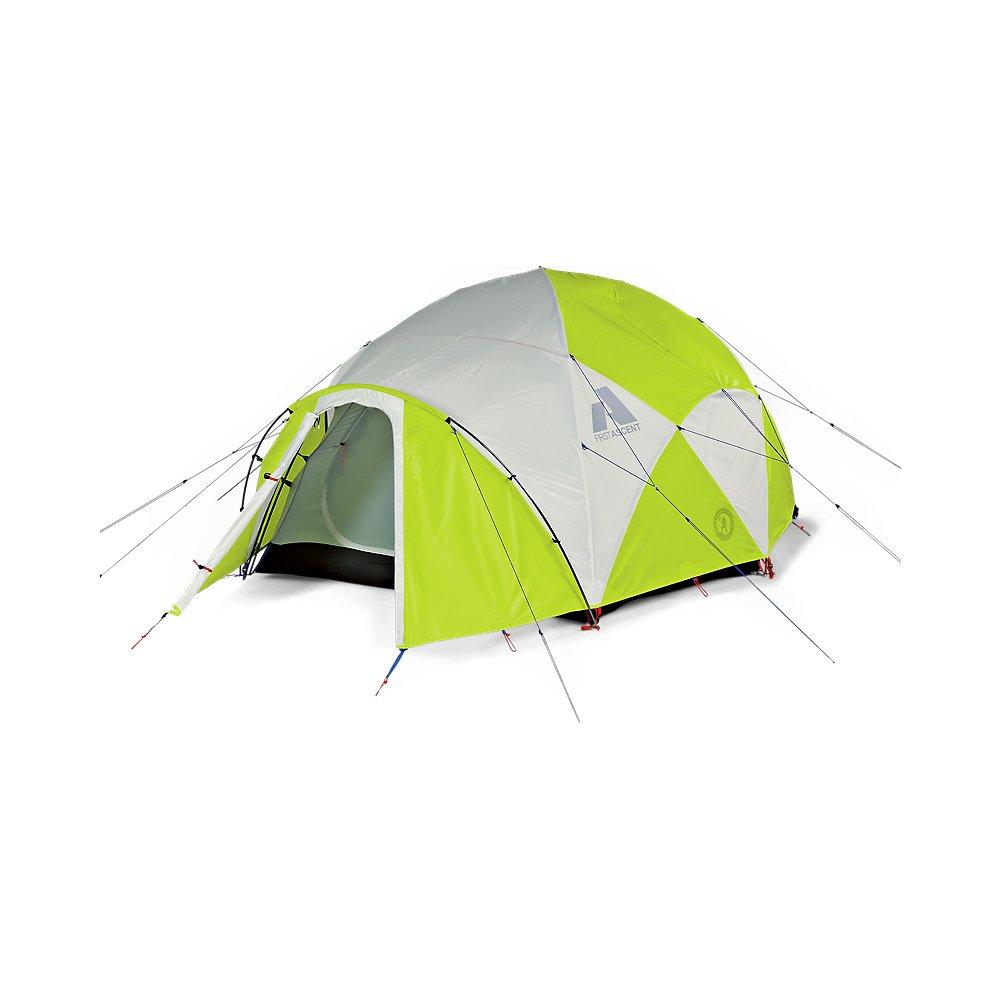 Eddie Bauer Unisex-Adult Katabatic 3-Person Tent, Limeade ONESZE by Eddie Bauer (Image #1)