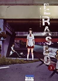 Erased, tome 3 par Kei Sanbe