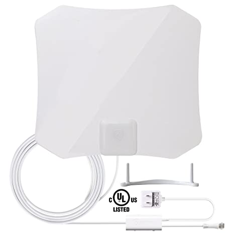 Review Digital TV Antenna- ANTOP