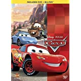Cars (Blu-ray/DVD Combo in DVD Packaging)
