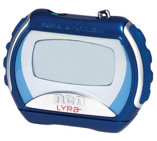RCA Lyra RD1028 128 MB Personal MP3 Player