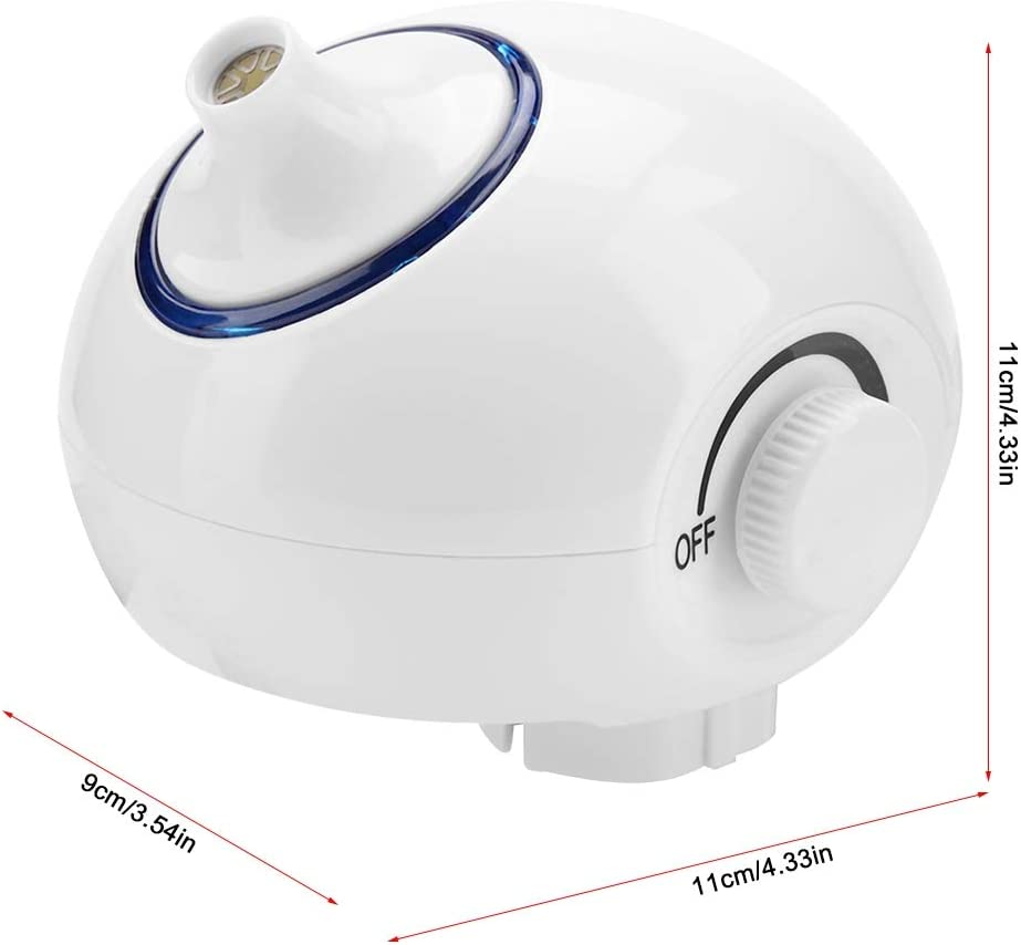 Portable Lightweight Bacteria Stink Air Ozone Sterilizer Household 110V-240V UK Plug GOTOTOP Household Sterilizer