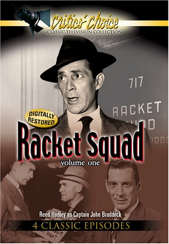 Racket Squad, Vol. 1 by Critic's Choice