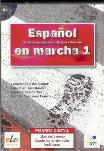Espanol En Marcha 1 Pizarra Digital (Interactive CD-Rom ...