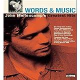 Words & Music: J. Mellencamp's Grt. Hits [2 CD]