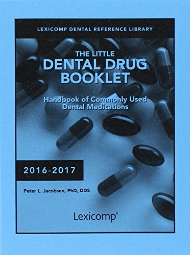 Little Dental Drug Booklet