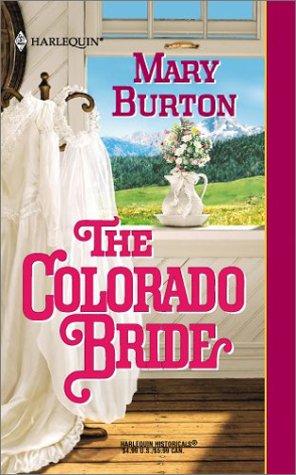 book cover of The Colorado Bride