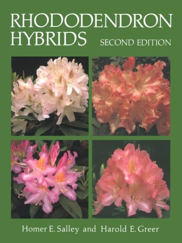 Rhododendron Hybrid - Rhododendron Hybrids, 2nd Edition