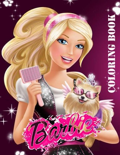 R.e.a.d BARBIE coloring book<br />[P.D.F]