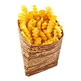 Bamboo French Fry Pocket Sleeve 100 count box