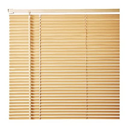 Easy To Clean Blinds.Quality Easy Clean Woodgrain Effect Venetian Blinds In Natural Width 120cm X Drop 150cm