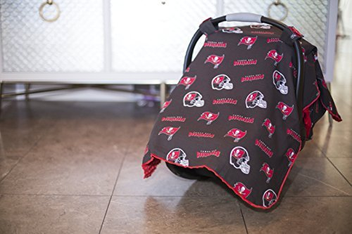 Tampa Bay Buccaneers Baby Blanket - 9