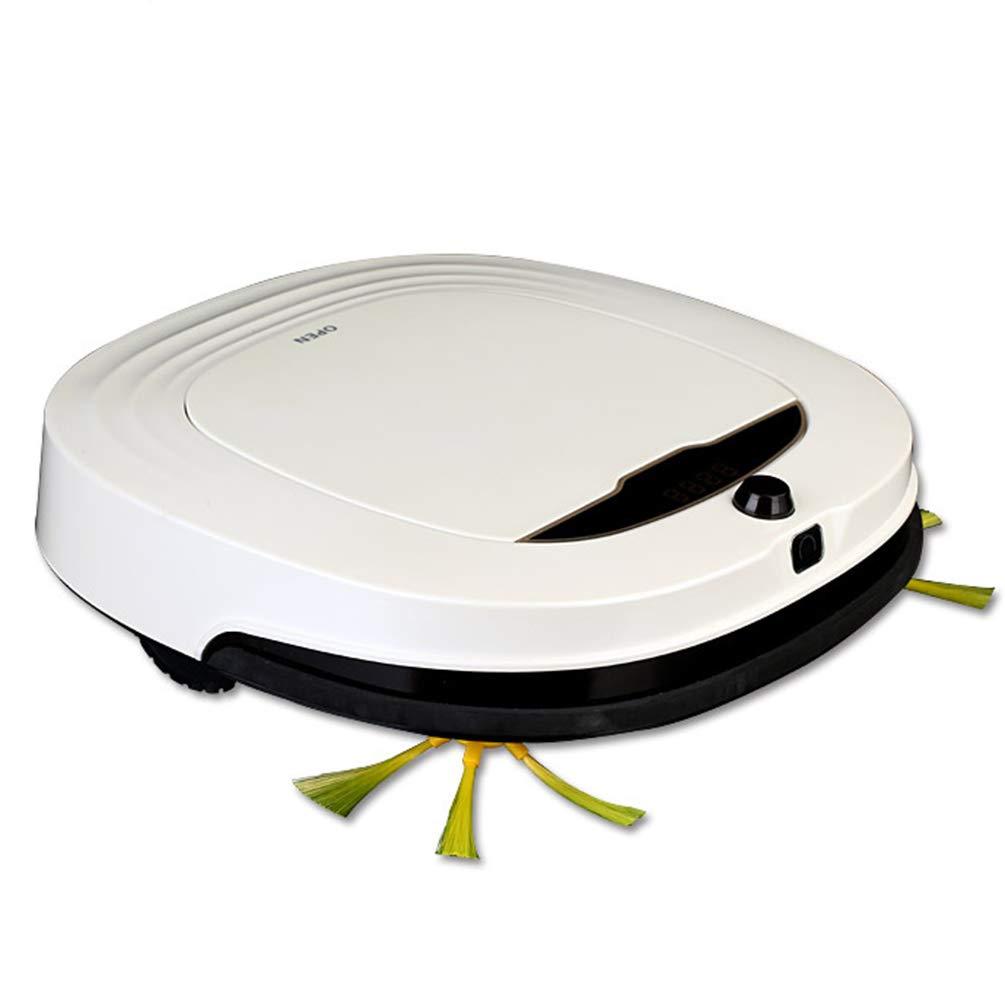 RUIXFRV InalámbricoRobot Aspirador 4 en 1,Barre, aspira, friega y ...