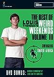 Louis Theroux: Weird Weekends - Volume 3 [DVD]