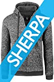 Mens Hipster Premium Ultra Soft Sherpa Lined