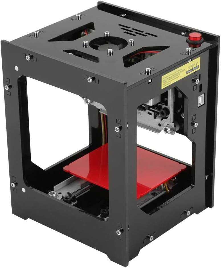 550 Pixel USB-Graviermaschine Bitmap Carving 25 ℃ Boquite Lasergravurdrucker 1500mW 550 55 ℃