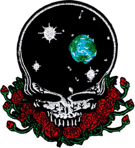 Grateful Dead - Patches - Embroidered