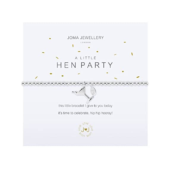 Joma Jewellery a little Team Bride (Hen Party) bracelet rM5mlV