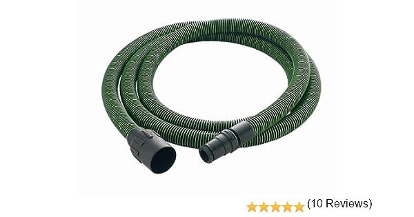 Festool 452882 - Tubo de aspiración D 36 antiestático D 36x3,5m-AS: Amazon.es: Bricolaje y herramientas