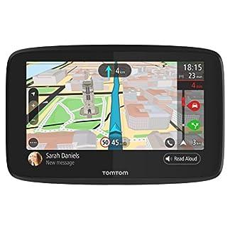 TomTom Navigationsgerät GO 620 (6 Zoll, Stauvermeidung dank TomTom Traffic, Karten-Updates Welt, Updates über Wi-Fi, Freisprechen) 2
