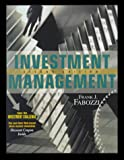 Investment Management (2nd Edition) 9780138891558