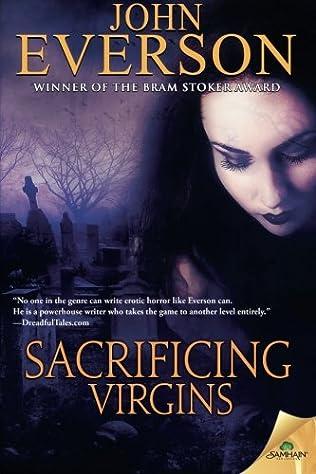 book cover of Sacrificing Virgins