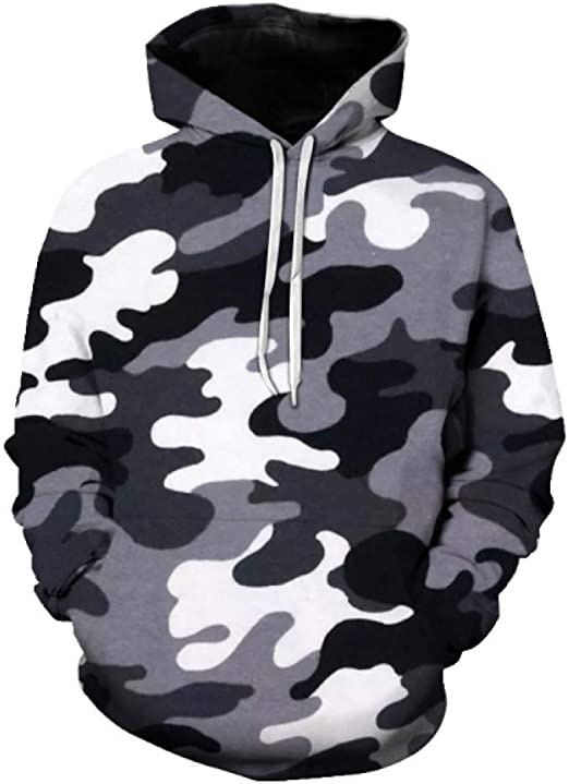 FENGZTM Hombres Hip Hop Ropa Deportiva Chándal Hombres Casual ...