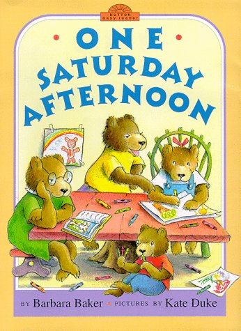 Read Online One Saturday Afternoon (Easy-to-Read, Dutton) PDF