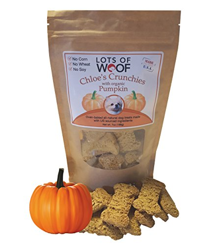 Lots Woof Pumpkin Biscuits Natural product image