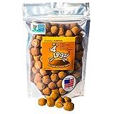 4Legz Organic Pumpkin All Natural Dog Treats, 7 Ounce