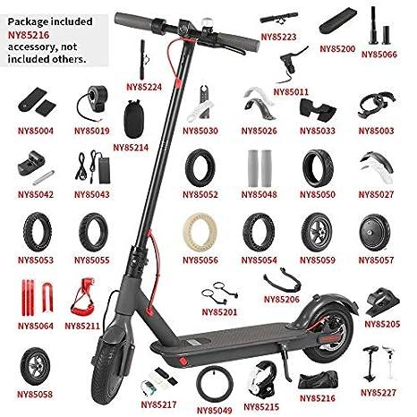 Bigherdez NY85216 Bolsa de Scooter eléctrica Plegable ...
